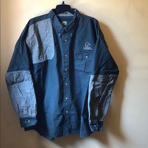 Men's Cabelas Ducks unlimited shirt size 2XL